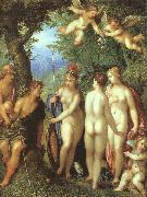 BALEN, Hendrick van The Judgement of Paris oil on canvas